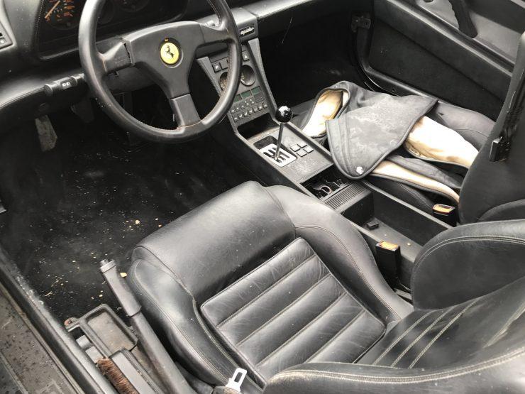 Ferrari Interior 7