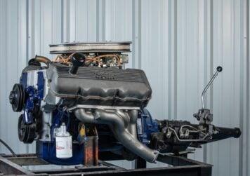 Ford 427 ci SOHC Cammer V8 Engine