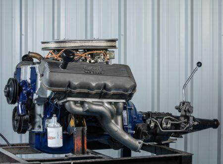 Ford 427 ci SOHC Cammer V8 Engine