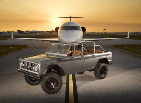 Ford Bronco Restomod