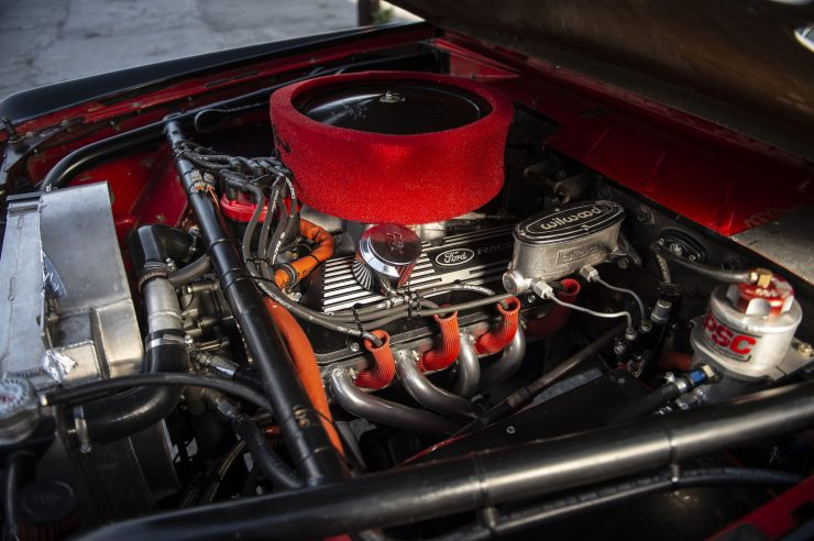 Ford Bronco V8 Engine