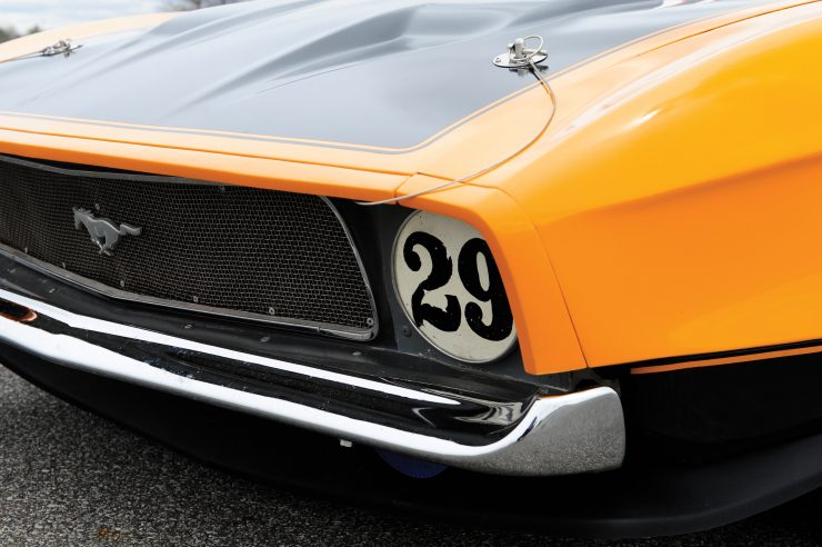 Ford Mustang Trans Am Grille