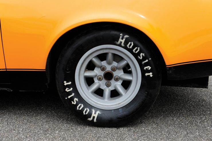 Ford Mustang Trans Am Hoosier Tires