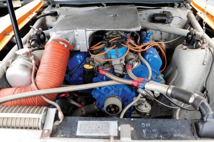 Ford Mustang Trans Am V8