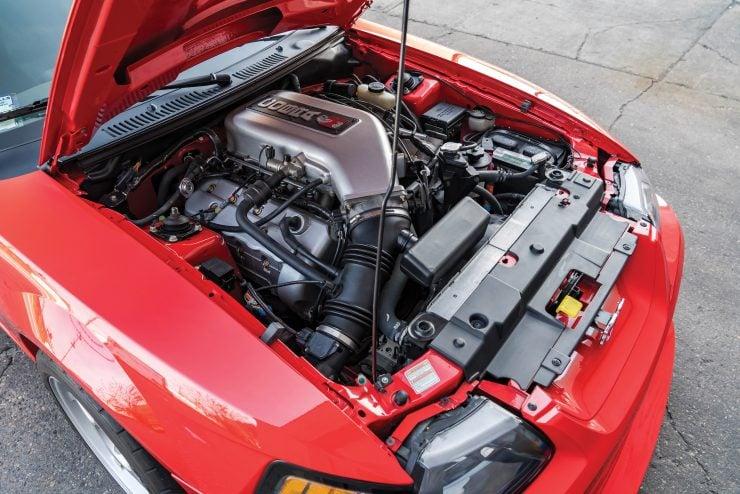 Ford SVT Mustang Cobra R Engine