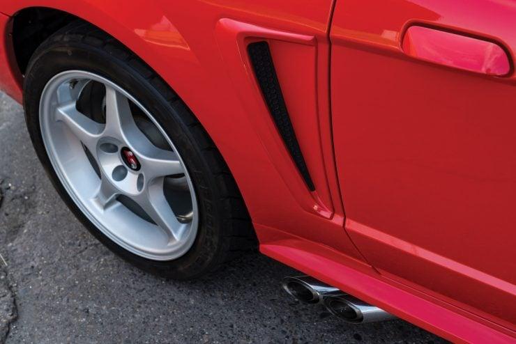 Ford SVT Mustang Cobra R Rims