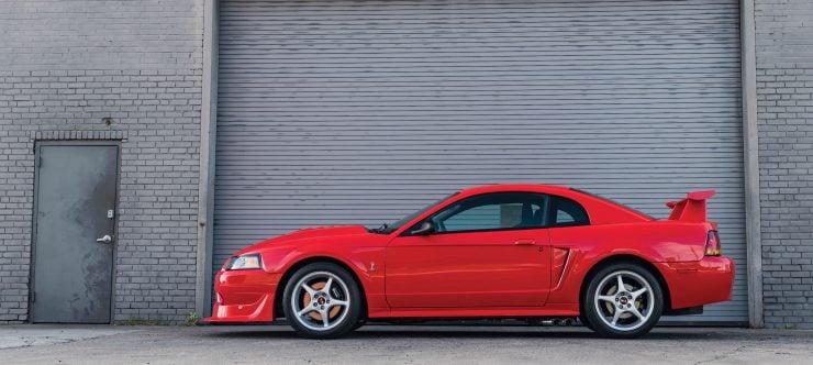 Ford SVT Mustang Cobra R Side