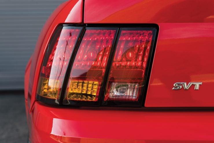 Ford SVT Mustang Cobra R Tail Light