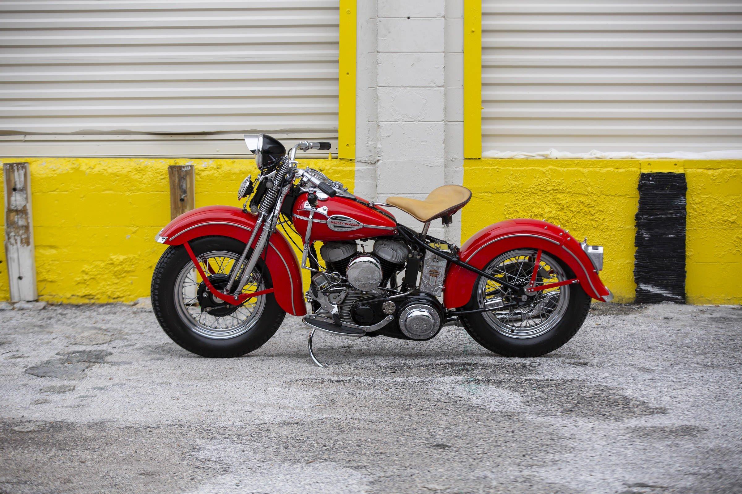 A 1942 Harley Davidson Wla America S Ww2 Liberator