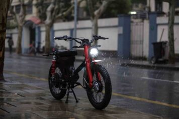 Honda eCub Electric Bike