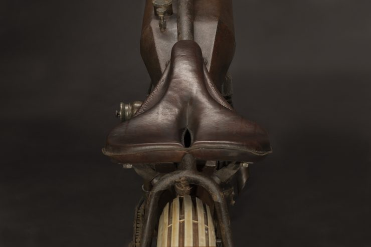 Indian Board Track Racer Seat Saddle