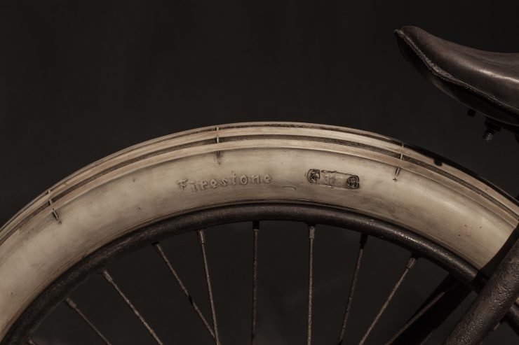 Indian Board Track Racer Tire