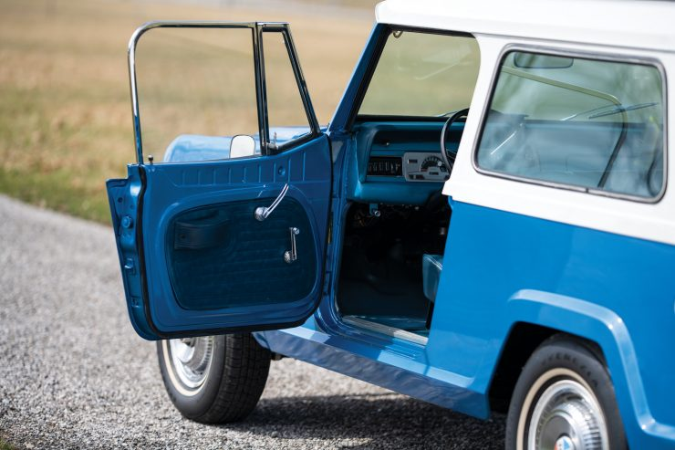 Jeep Commando Door