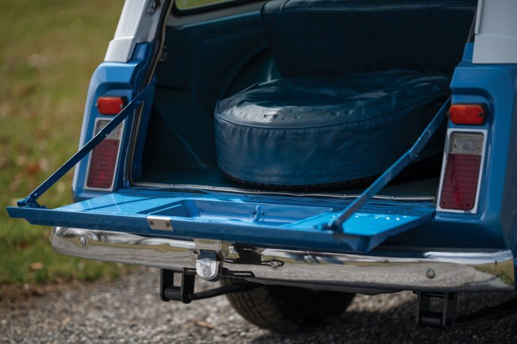 Jeep Commando Tail Gate
