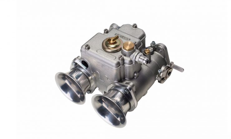 Jenvey Heritage DCOE Throttle Body