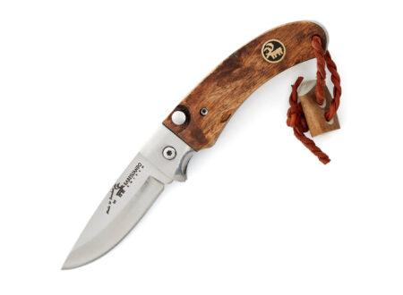 Karesuando Nallo Button Lock Folding Knife
