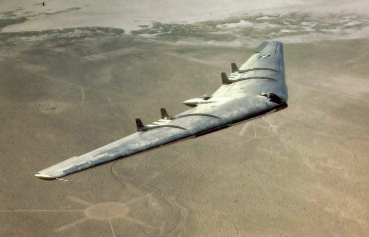Northrop YB-49 Flying Wing 1