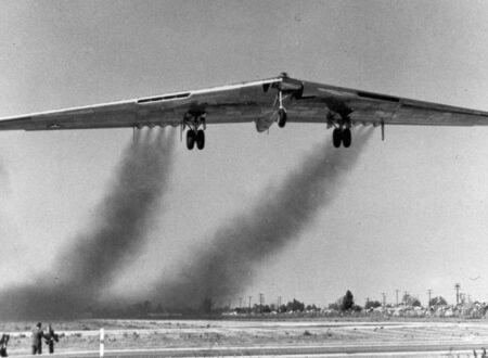 Northrop YB-49 Flying Wing 2