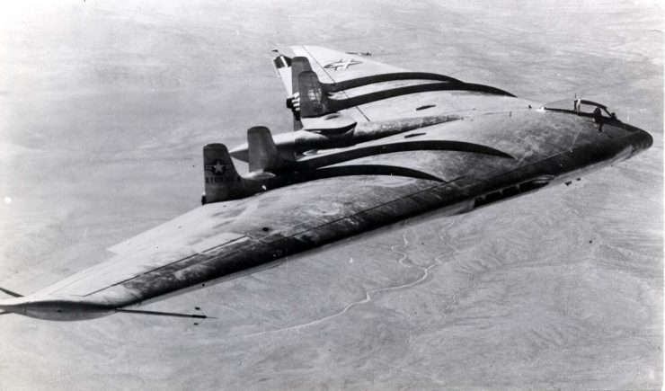Documentary: The Flying Wing – What Happened To It?
