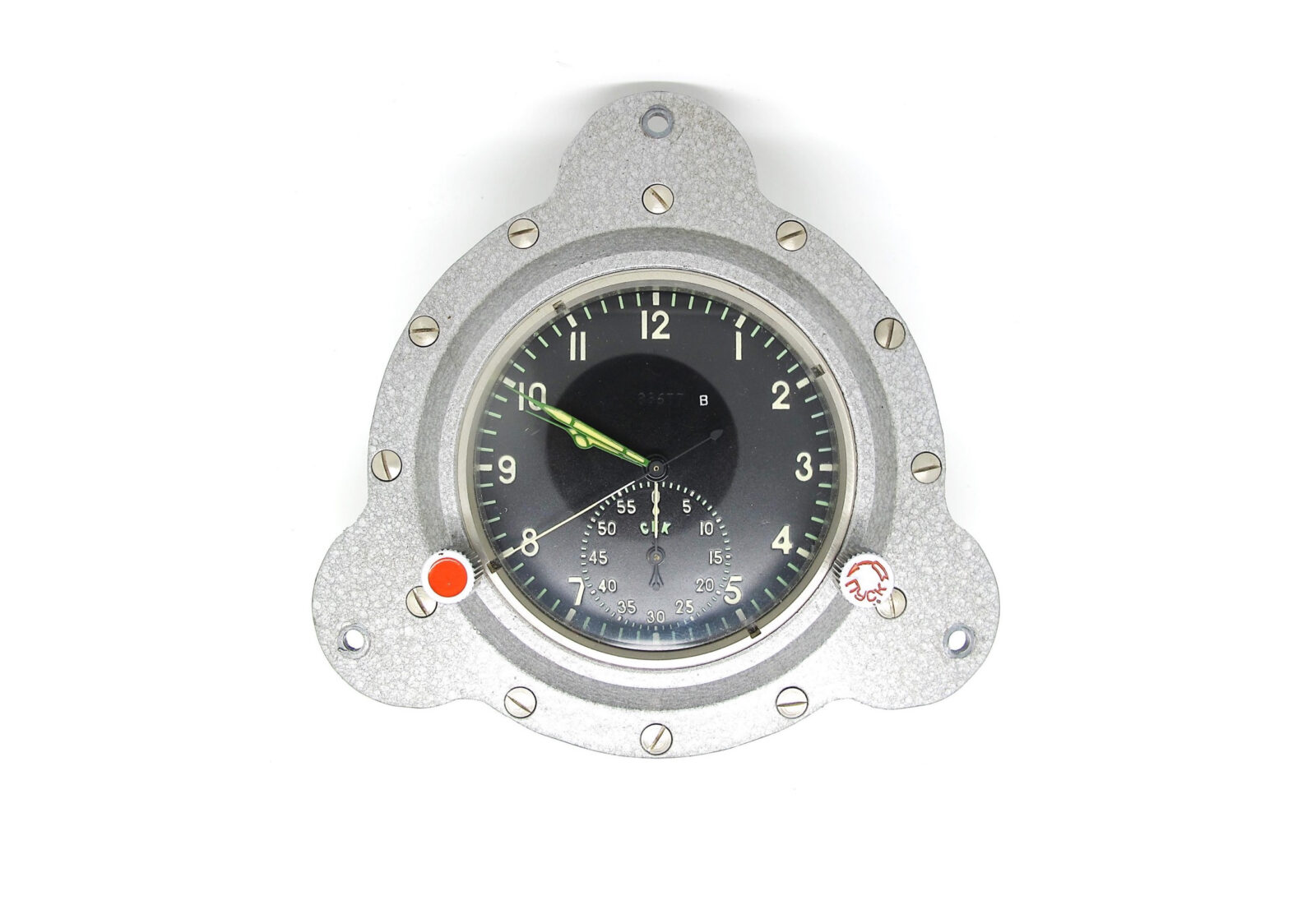 Russian Submarine Clock Dial Front