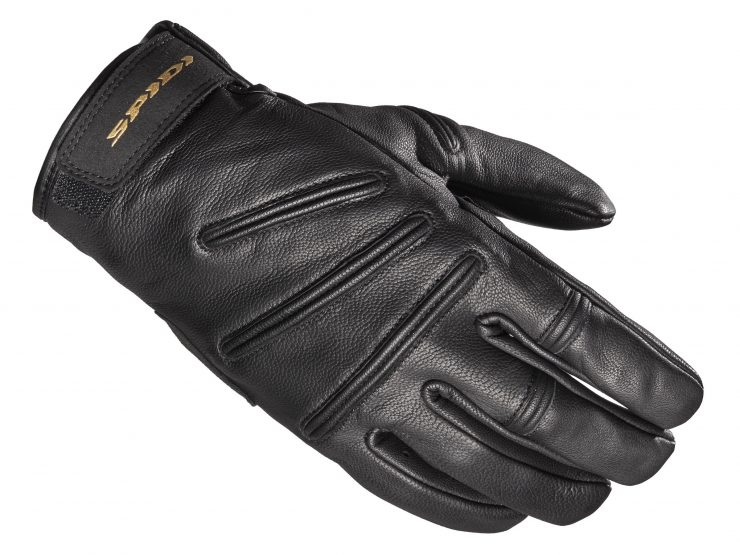 SPIDI OLD GLORY GLOVES BLACK 1