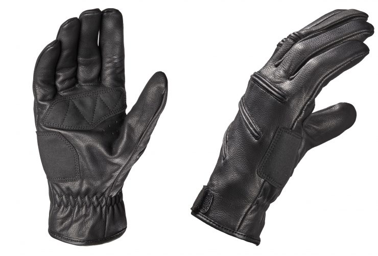 SPIDI OLD GLORY GLOVES BLACK
