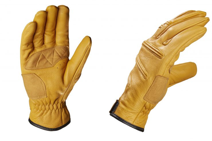 SPIDI OLD GLORY GLOVES TAN