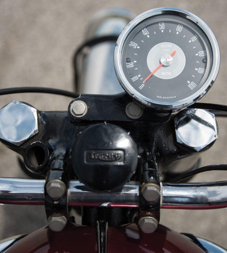 Triumph TT Special Gauge