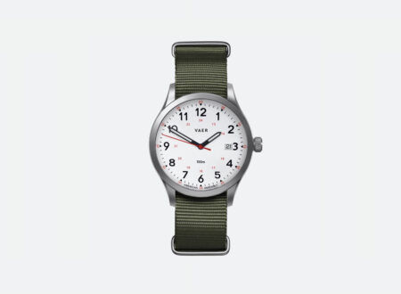 VAER Watches Field Watch NATO Strap