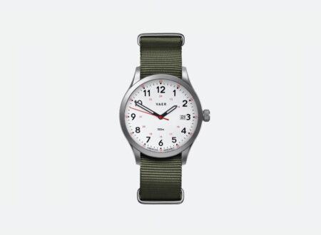 VAER Watches Field Watch NATO Strap