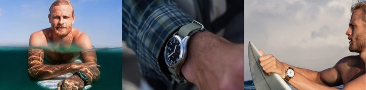 VAER Watches Field Watch Outdoors