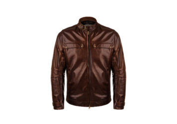 VKTRE Moto Co Heritage Leather Road Jacket