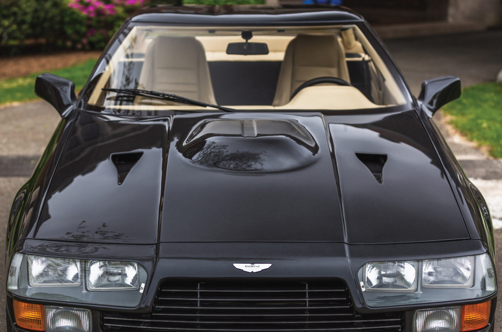The Rare Aston Martin V8 Vantage Zagato - A Late-80s Supercar Killer
