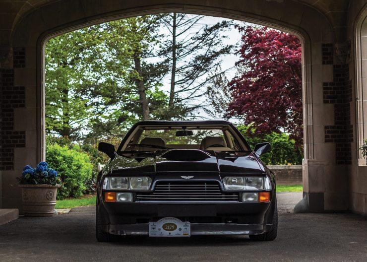 Aston Martin V8 Vantage Zagato Front 2