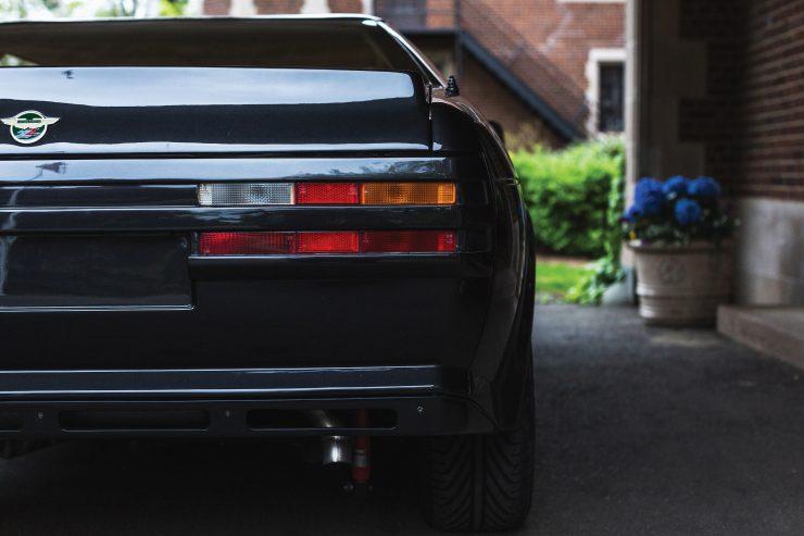 Aston Martin V8 Vantage Zagato Taillight