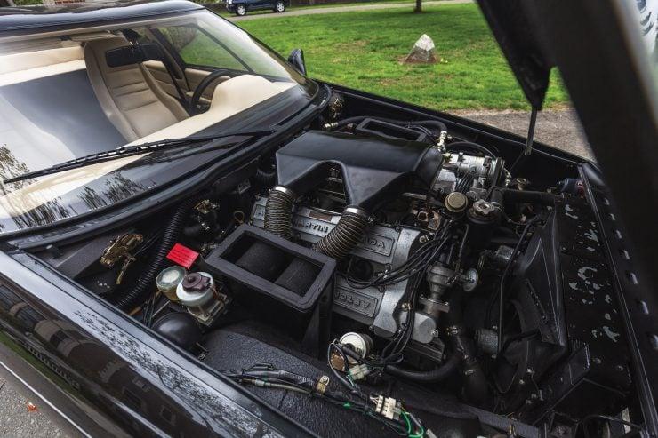 Aston Martin V8 Vantage Zagato V8 Engine