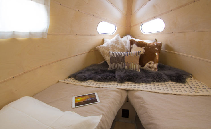 Bowlus Road Chief - The Endless Highways Bedroom