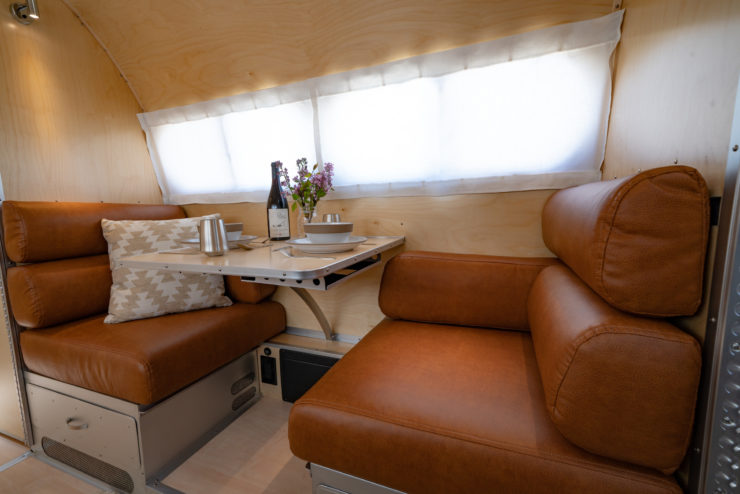 Bowlus Road Chief - The Endless Highways Interior 2