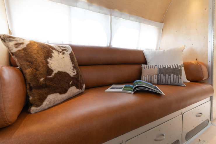 Bowlus Road Chief - The Endless Highways Interior 3