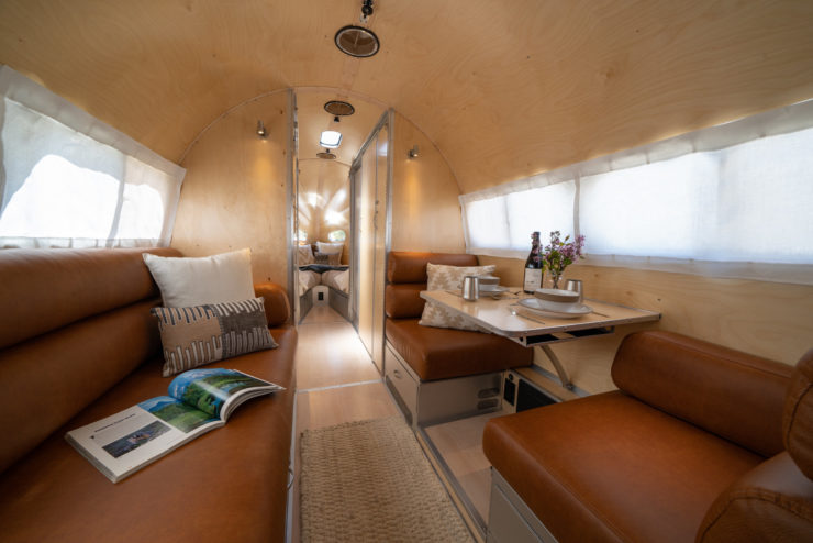 Bowlus Road Chief - The Endless Highways Interior