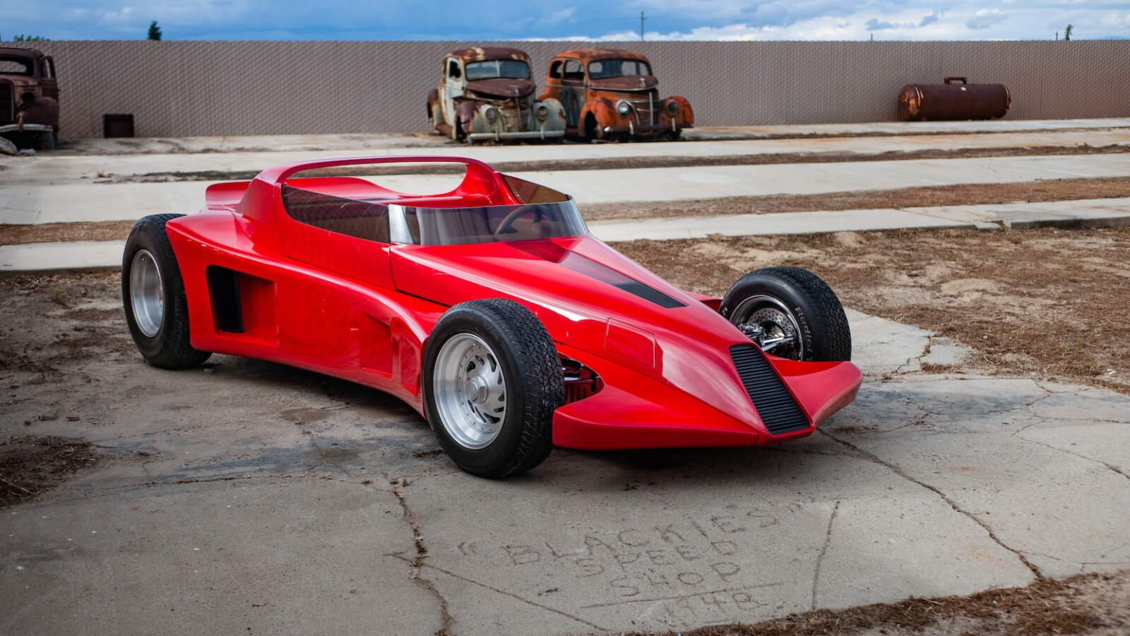 The California Star - A Ford Model T-Inspired Custom Roadster From The 1980s