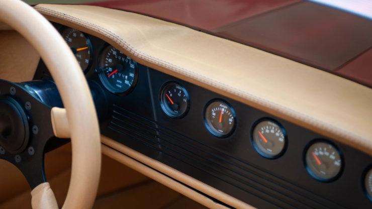 California Star Ford Model T Hot Rod Dash