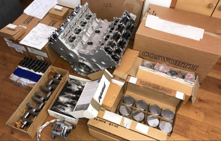 Cosworth XG 3.0 Litre V8 Engine 1