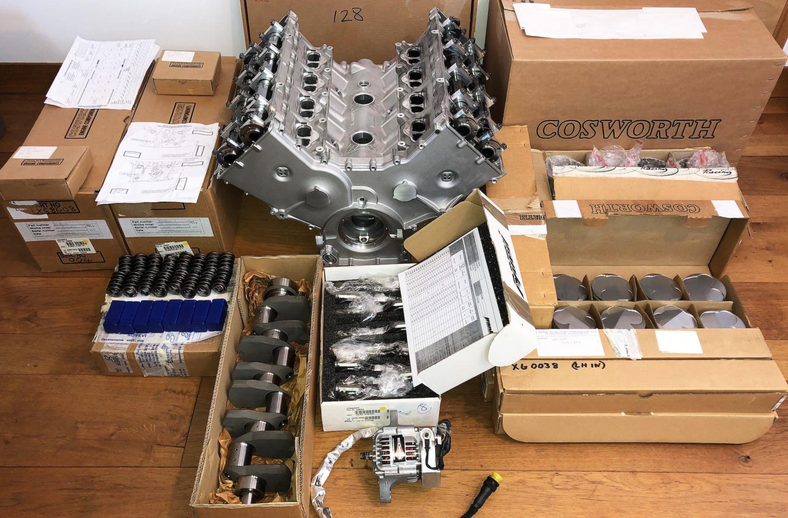 Cosworth XG 3.0 Litre V8 Engine