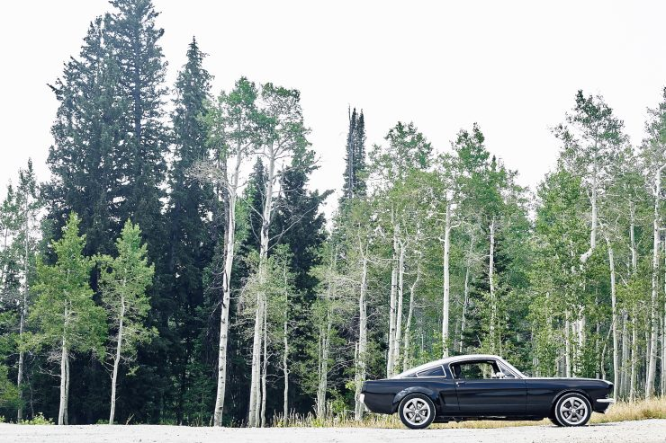 Custom Ford Mustang Patrick Dempsey 10