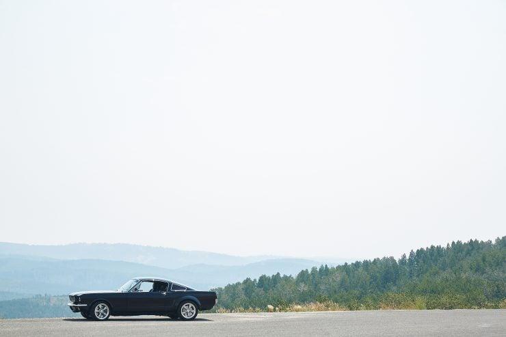 Custom Ford Mustang Patrick Dempsey 2