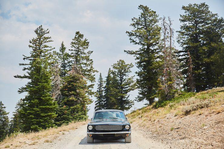 Custom Ford Mustang Patrick Dempsey 5