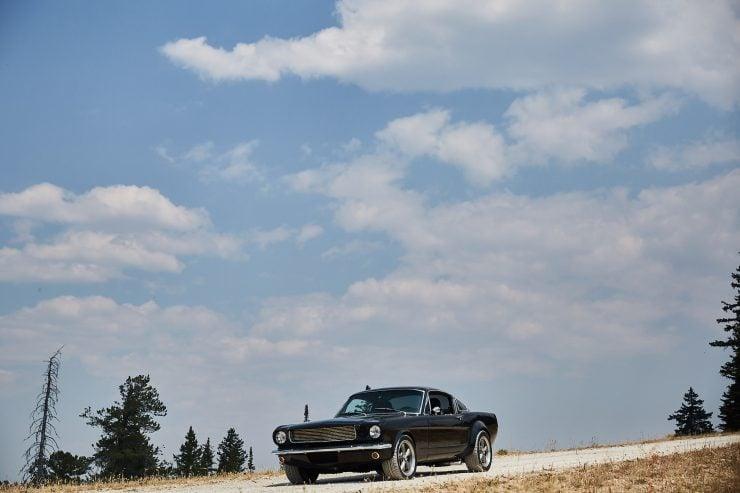 Custom Ford Mustang Patrick Dempsey 6