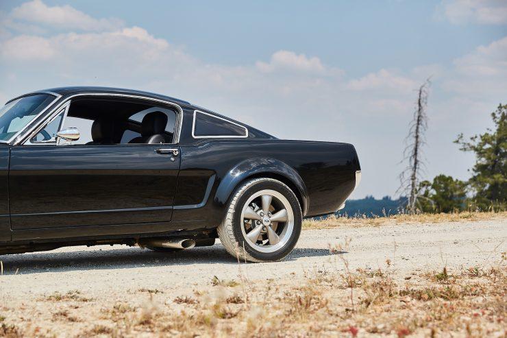 Custom Ford Mustang Patrick Dempsey 8