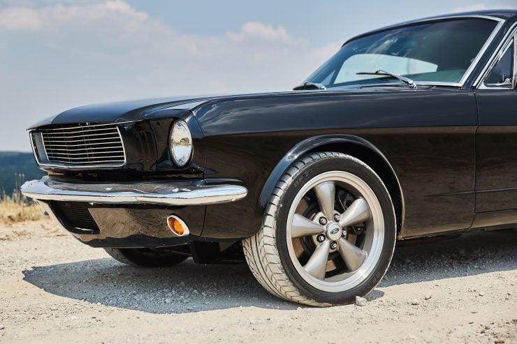 Custom Ford Mustang Patrick Dempsey 9